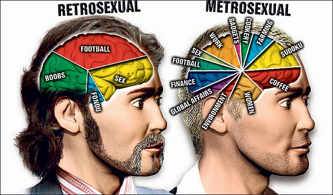 What Does The Qualifications Metrosexual Mean