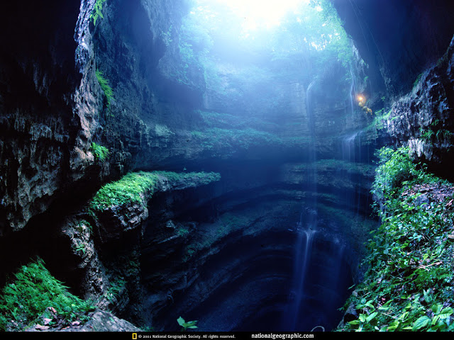 National Geographic Wallpapers Photography Cave