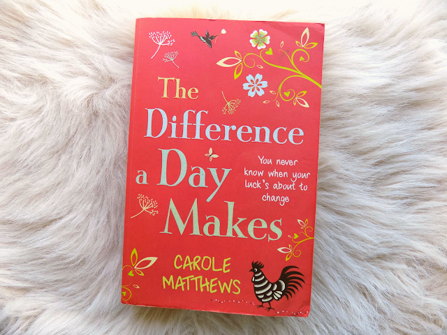 'The Difference A Day Makes' by Carole Matthews review