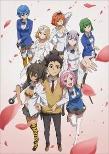 Ai Tenchi Muyo - Tenchi Muyo! Love (2014) 2014 Poster