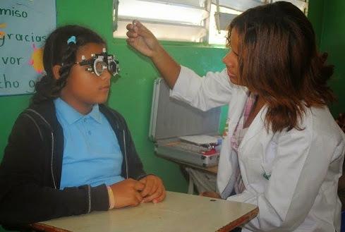 Realizan operativos de la vista en Yaque-Arroyo Cano-Bohechío