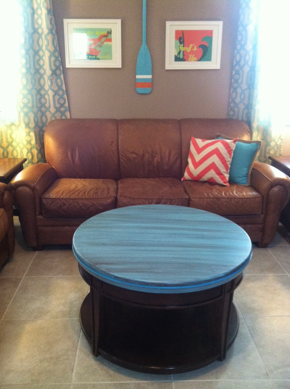 Sofa Table ReDo
