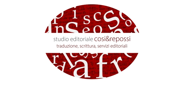 Cosi e Repossi studio editoriale