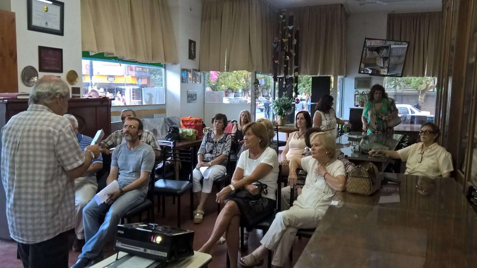 ÚLTIMO ENCUENTRO DEL CICLO DE CINE VASCO 2016