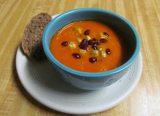 Holiday Tomato Soup