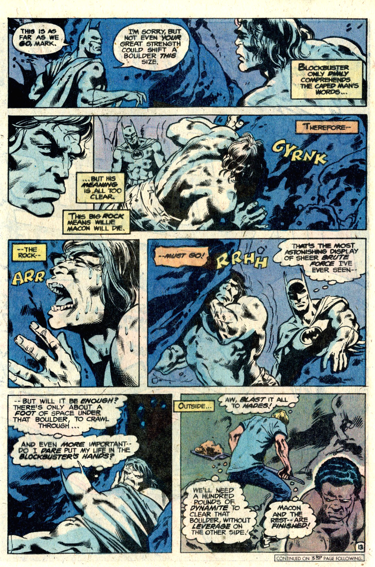 Detective Comics (1937) Issue #499 Page 17