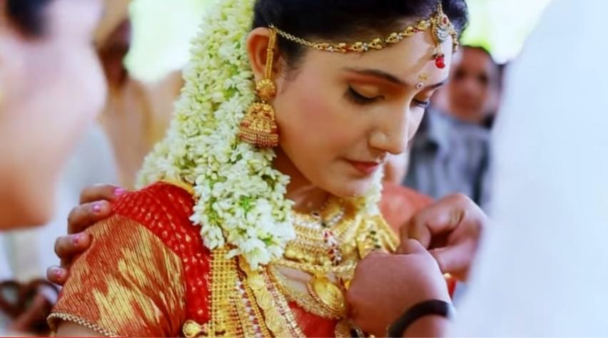 Beautiful Kerala Hindu Wedding Wedding Styles