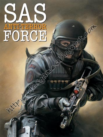 Free Download Games - SAS Anti Terror Force