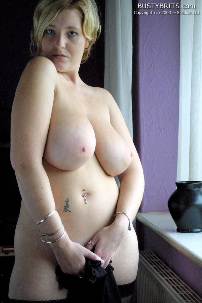 Busty heart nude video