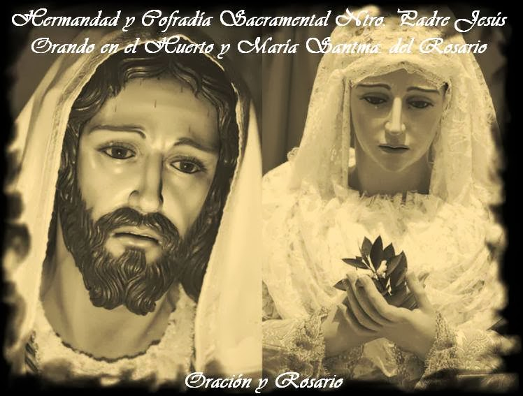 Oración y Rosario