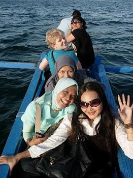 Teluk Jayapura Papua 1 Juli 2009