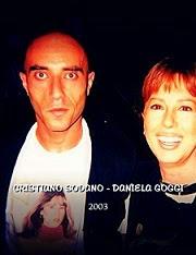 CRISTIANO SODANO - DANIELA GOGGI