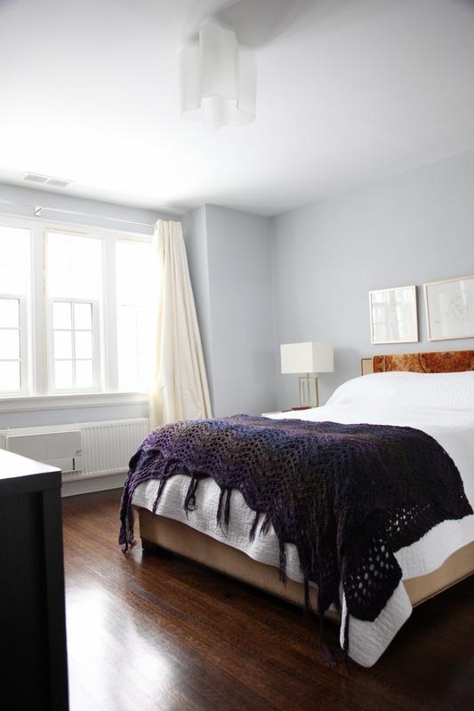 Footsix Over Master Bedroom