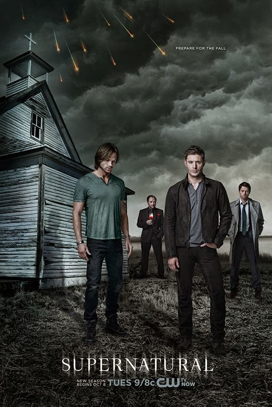 Supernatural S09E18 720p HDTV 300MB