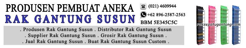 0896-2587-2563 TRI, RAK SEPATU GANTUNG JAKARTA