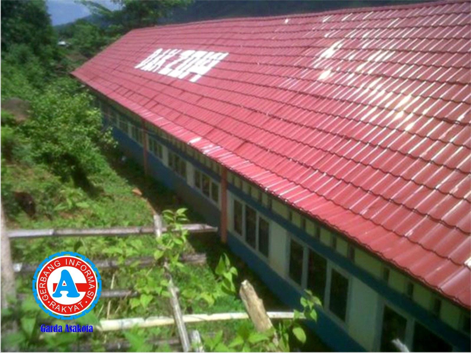 Terancam Tertimbun Longsor, SMP-6 Wera Satap Butuh Perhatian Pemerintah