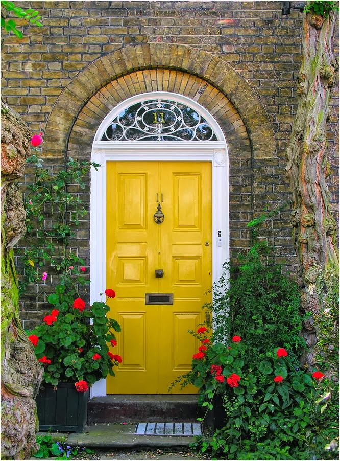 ... The Front Door A Little TLC Of Its Own. Fortunately, With A Little Bit  Of Paint And Creativity, You Can Wow Your Guests Before They Even Press  Their ...