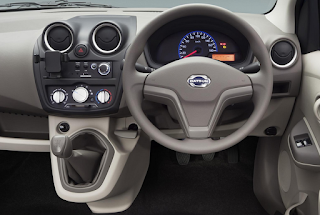2015 Datsun Go Hatchback Get Airbags