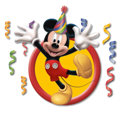 Imagenes de mickey mouse para cumpleaños