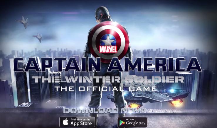 تحميل لعبة Captain America لاجهزة الاندرويد