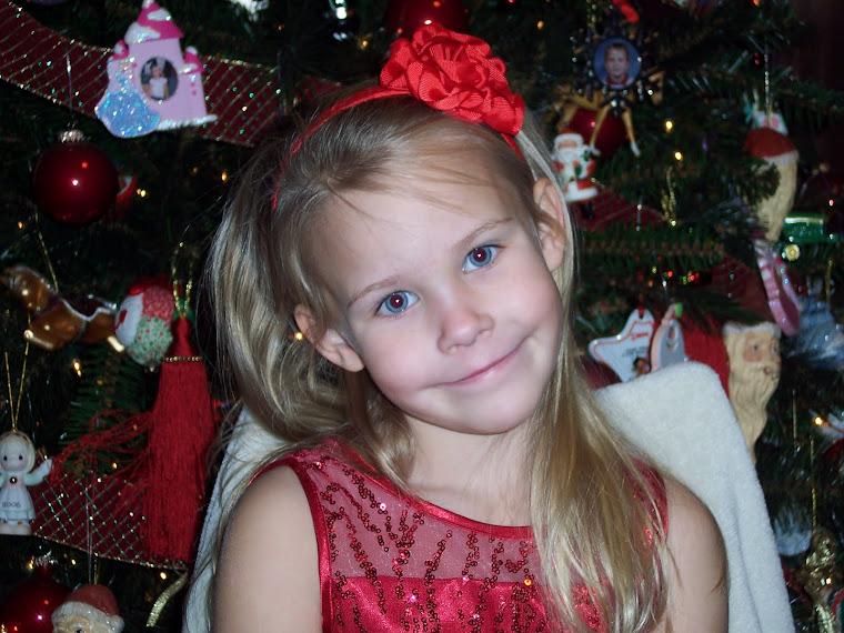 Lil miss Anna Kate!!
