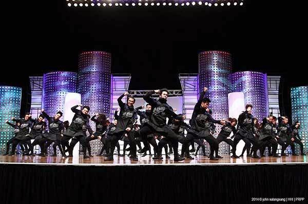 2014 World Hip Hop Dance Championship: Philippines A-Team