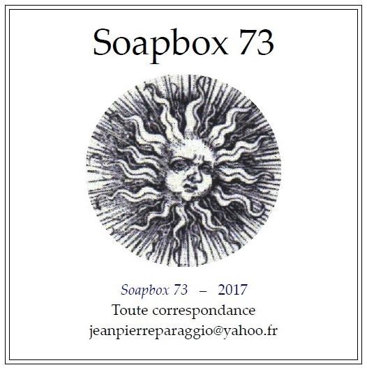 SOAPBOX 73 → LE RÉALGAR : Laurent ALBARRACIN, À  ◘ -◘  Alain ROUSSEL LA PHRASE ERRANTE