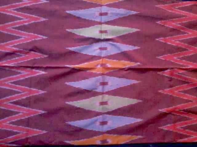 kain tenun rangrang