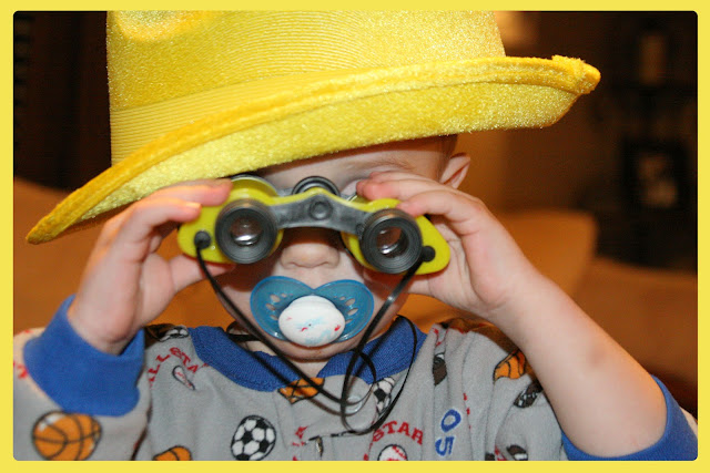 mrs this and that curious george birthday party