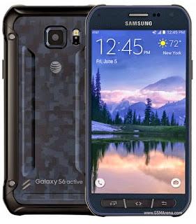 Samsung Galaxy S6 Active, Lebih Kokoh dan Bertenaga