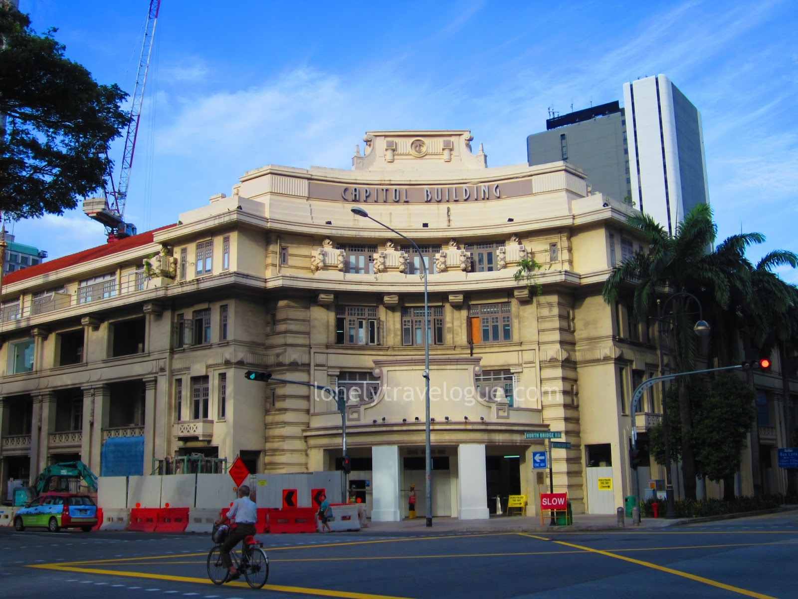 Lonely Travelogue: Singapore Walking Tour: St. Andrews ...