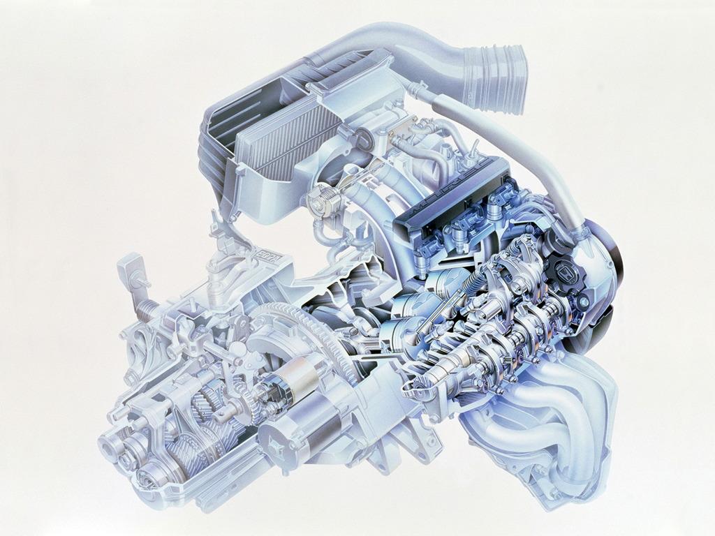 Honda Beat, kei car, japoński sportowy mały samochód, tuning, zdjęcia, 3 cylinder, E07A, MTREC, 日本車, 軽自動車, チューニングカー, スポーツカー, ホンダ