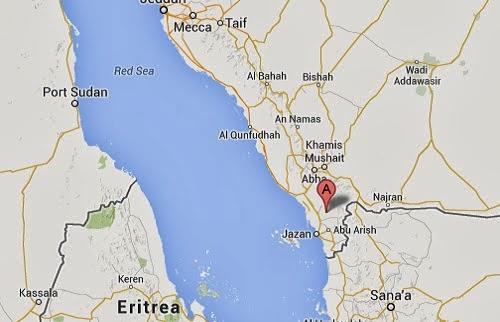 saudi_arabia_earthquake_today_epicenter_map