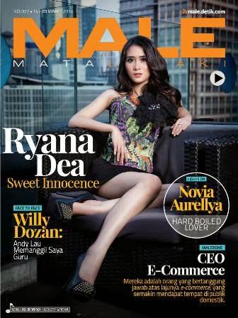 MALE Mata Lelaki 072 Ryana Dea - Sweet Innocence