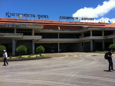 Sân bay Chumphon
