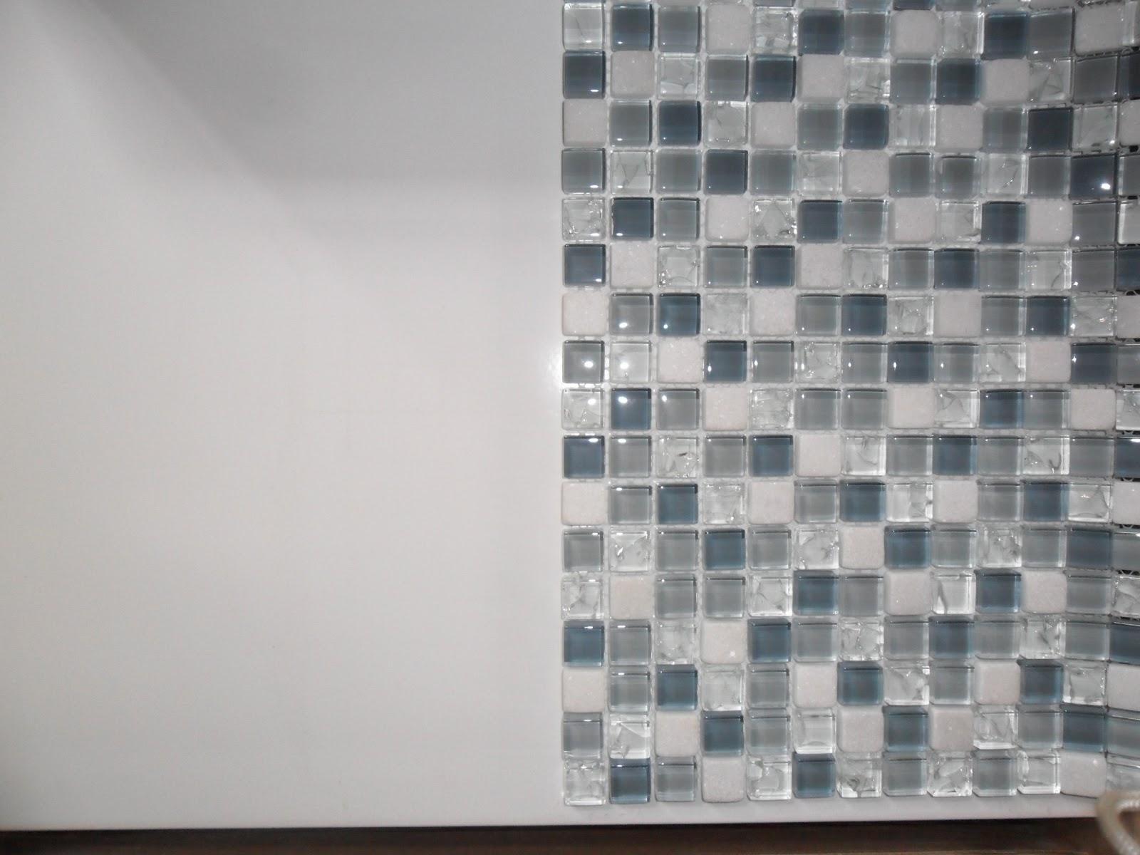 Casa de Silvia: Escolhi para o Banheiro um tom cinza azulado porque  #505B61 1600x1200 Banheiro Cinza Com Pastilhas