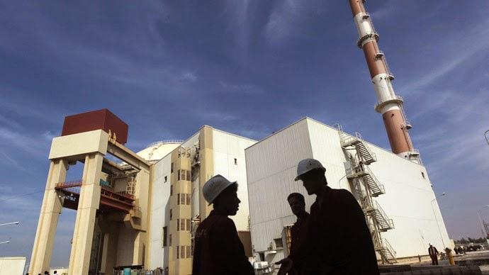 Iran dan Israel bekerjasama pada Ujian Nuklear