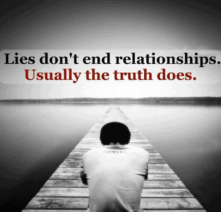 Quote pk lies don 39 t end relationships - The cob house happiness lies in simple things ...