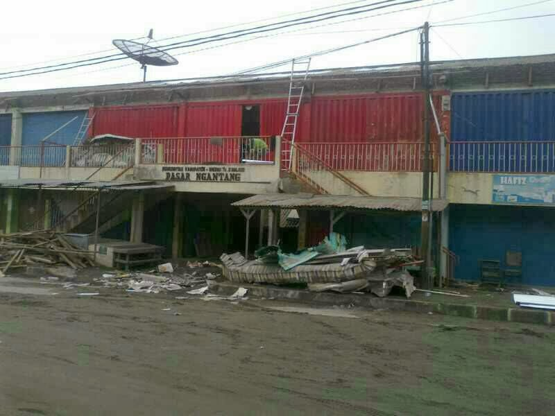 Kumpulan Foto dan Video Paska Meletusnya Gunung Kelud Kediri Jawa timur