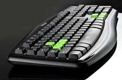 E-Blue Elated Gaming Keyboad by SANDYTACOM
