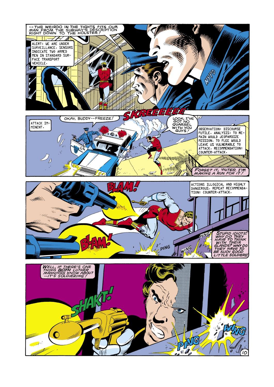 Captain America (1968) Issue #286 #202 - English 11
