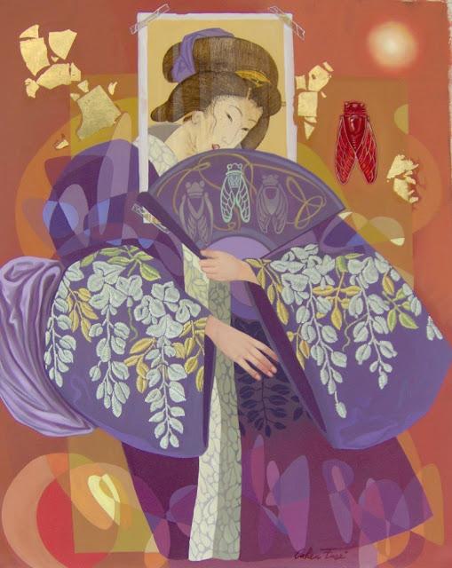 Arte de Cohen Fusé no Museu do Oriente