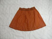 Saia Bershka Collection Tamanho M