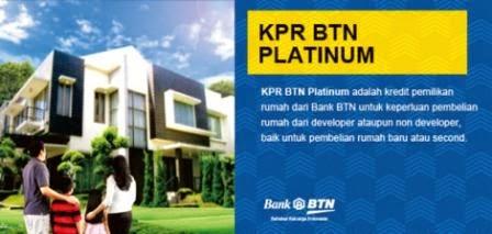 Mengetahui Suku Bunga KPR BTN Platinum