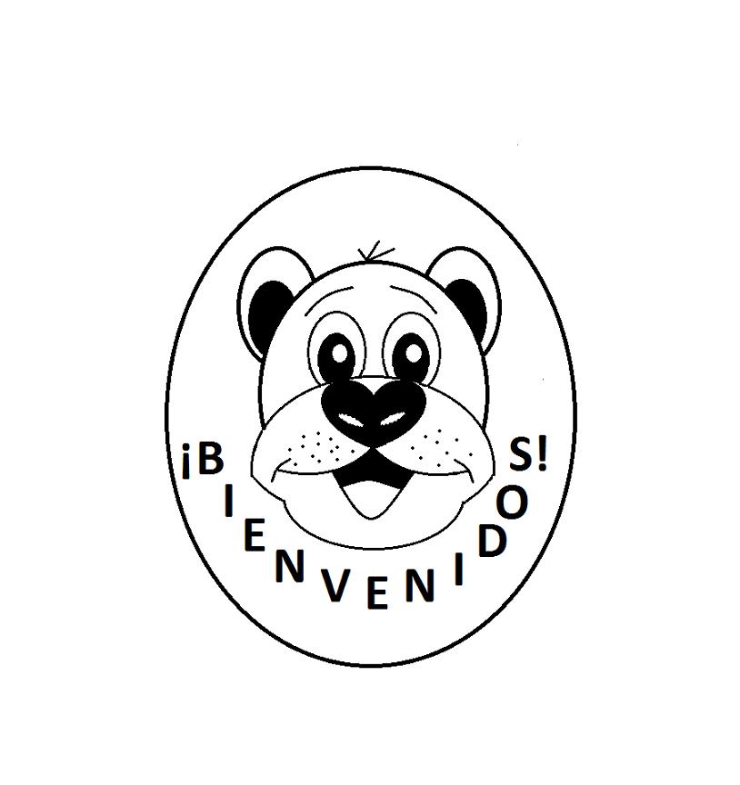 DIBUJOS PARA DOCENTES: CARTEL BIENVENIDOS NIVEL INICIAL