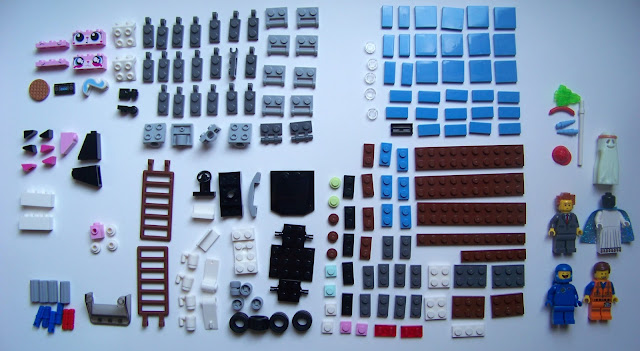 LEGO Double Decker Couch parts review