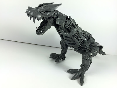 Age of extinction leader grimlock test shot
