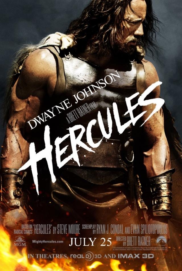 Héc Quyn - Hercules (2014)
