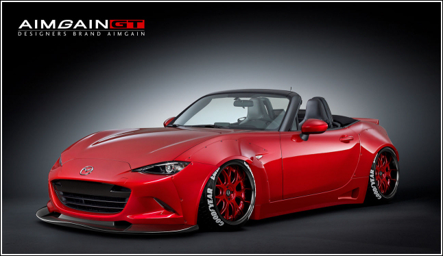Aimgain Widebody MX-5 ND