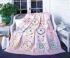 McCall Spool Pattern - Denyse Schmidt Quilts